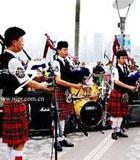 苏格兰风笛乐队